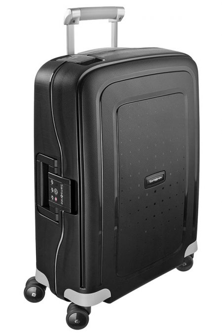SAMSONITE HARD CABIN LUGGAGE 4 WHEELS