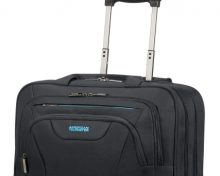 AMERICAN TOURISTER BY SASMONITE ΤΣΑΝΤΑ ΜΕ ΡΟΔΕΣ ΓΙΑ LAPTOP 15,6""