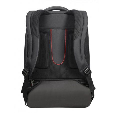 "SAMSONITE ΤΣΑΝΤΑ ΠΛΑΤΗΣ LAPTOP BACKPACK WITH WHEELS 17,3""PRO DLX"