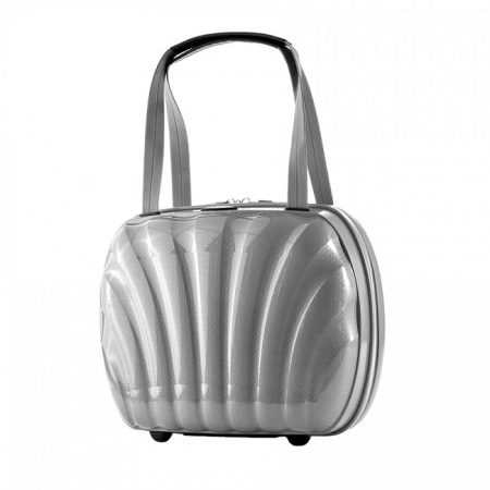 SAMSONITE COSMOLITE BEAUTY CASE SILVER
