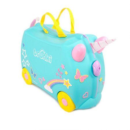 trunki παιδική βαλίτσα μονόκερος