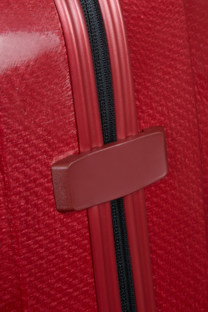 Cosmolite Samsonite red
