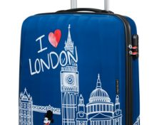 AMERICAN TOURISTER DISNEY LEGENDS MICKEY LONDON