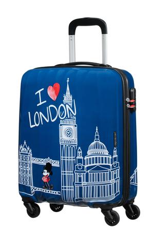 AMERICAN TOURISTER DISNEY LEGENDS MICKEY LONDON