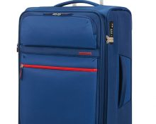 AMERICAN TOURISTER BY SAMSONITE ΕΛΑΦΡΙΑ ΒΑΛΙΤΣΑ