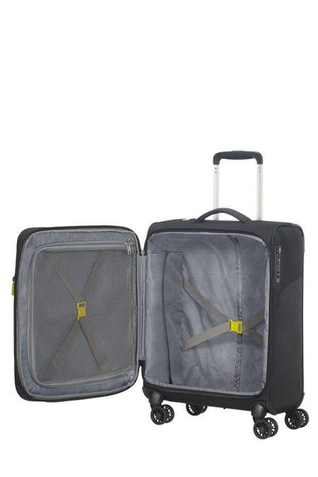 AMERICAN TOURISTER ΒΑΛΙΤΣΑ ΚΑΜΠΙΝΑΣ ΜΕ USB