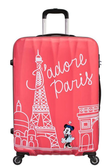 ΒΑΛΙΤΣΑ ΠΑΙΔΙΚΗ ΒΑΦΤΙΣΗΣ AMERICAN TOURISTER MINNIE PARIS